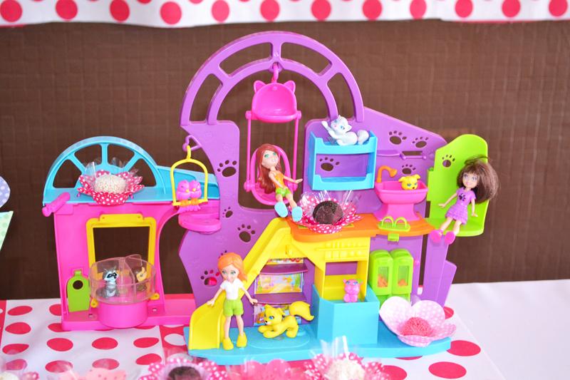 A Festa de 5 Anos - Tema Polly Pocket (63)