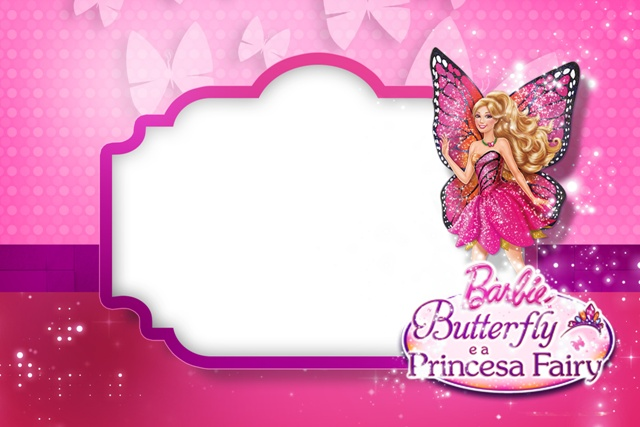 Kit Completo Barbie Butterfly !
