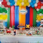 Tema: Brinquedos de Meninos – Festa da Leitora Janaina Ramos!