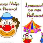 Circo – Livrinho de Atividades!