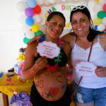 Tema: Chá de Bebê Menina – Festa da Leitora Anielly Tais Iano!