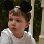 Orelhas do Mickey e Minnie, rápido e fácil!