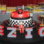 Tema: Ferrari – Festa da Leitora Fátima Caroline Souza da Silva!