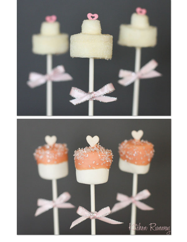 Marshmallow Pops Recipes — Dishmaps