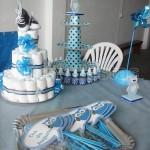 Tema: Corujinha Azul – Festa da Leitora Sunny Festas!