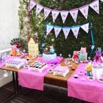 Tema: Peppa Pig – Festa da Leitora Maira Momi Mileo!