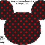 Novo Molde Limpo do Mickey!
