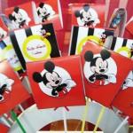 Tema: Mickey – Festa da Leitora Francieli Teles!