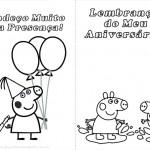Peppa Pig – Livrinho para Colorir!