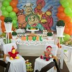 Tema: Cocoricó – Festa da Leitora Eliza Abreu!