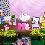 Tema: Fazendinha Menina – Festa da Leitora Livia Natacha Aguiar Fonseca!