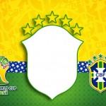 Futebol Brasil – Kit Completo Digital com molduras para convites, rótulos para guloseimas, lembrancinhas e imagens!