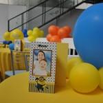 Tema: Minions – Festa da Leitora Fernanda da Veiga!