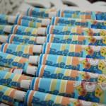 Tema: Circo – Festa da Leitora Aline B!