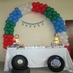 Tema: Hot Wheels – Festa da Leitora Camila Oliveira!