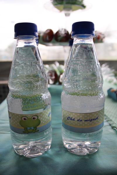 Garrafinha de Água Sapinho:
