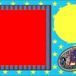 Liga da Justiça – Kit Completo com molduras para convites, rótulos para guloseimas, lembrancinhas e imagens!