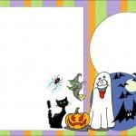 Halloween – Kit Completo com molduras para convites, rótulos para guloseimas, lembrancinhas e imagens!