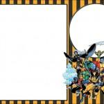 X-Men – Kit Completo com molduras para convites, rótulos para guloseimas, lembrancinhas e imagens!