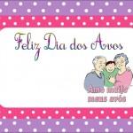 Cartões para o Dia dos Avós!