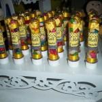 Tema: Abelhinha – Festa da Leitora Rosemere!