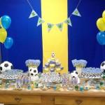 Tema: Futebol – Festa da Leitora Thati Strukel!