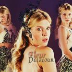 Fleur Delacour – Inspiração de Vestido!