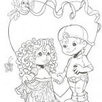 Dia dos Namorados – Imagens para Colorir!