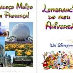 Walt Disney World – Livrinho de Atividades!