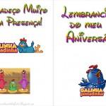Galinha Pintadinha – Livrinho de Atividades!