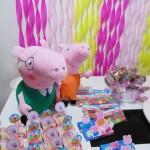 Tema: Peppa Pig – Festa da Leitora Eliete Lourenço!