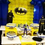 Tema: Batman – Festa da Leitora Fabiana Vieira!