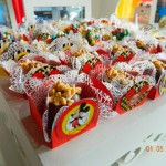 Tema: Mickey Mouse – Festa da Leitora Janaina Freitas!