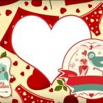 Dia dos Namorados – Kit Completo Digital com molduras para convites, rótulos para guloseimas, lembrancinhas e imagens!