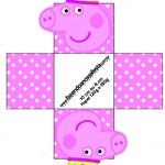 Forminhas Docinhos da Peppa Pig!