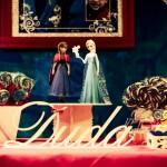Tema: Frozen – Festa da Leitora  Priscila Dias Figale!