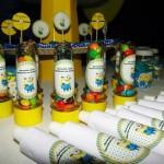 Tema: Minions – Festa da Leitora Rosa Dall'Agnol!
