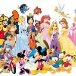 Personagens Disney para Meninas – Kit Completo com molduras para convites, rótulos para guloseimas, lembrancinhas e imagens!