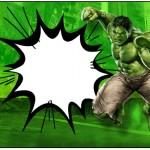 Kit Digital Completo Hulk
