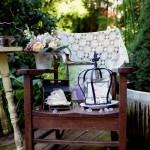 Festa do Chá de Casamento no Jardim!