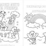 Ursinhos Carinhosos – Livrinho para Colorir!