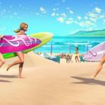 Barbie Vida de Sereia – Kit Completo com molduras para convites, rótulos para guloseimas, lembrancinhas e imagens!