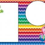 Ursinhos Carinhosos – Kit Completo com molduras para convites, rótulos para guloseimas, lembrancinhas e imagens!