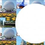 Walt Disney World – Kit Completo com molduras para convites, rótulos para guloseimas, lembrancinhas e imagens!