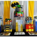 Festinha do Batman!