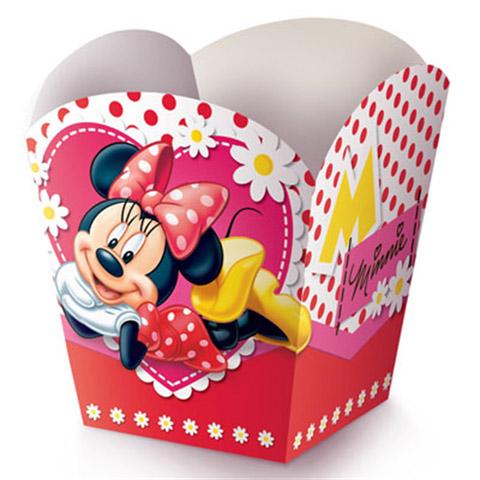 Chachepo Minnie Vermelha Festabox