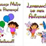 Dora Aventureira – Livrinho de Atividades!