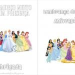 Princesas Disney – Livrinho de Atividades!