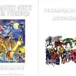 Os Vingadores – Livrinho de Atividades!