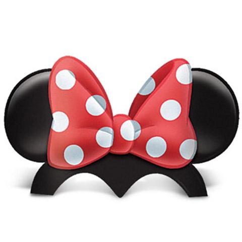 Chapéu Minnie Vermelha Festabox